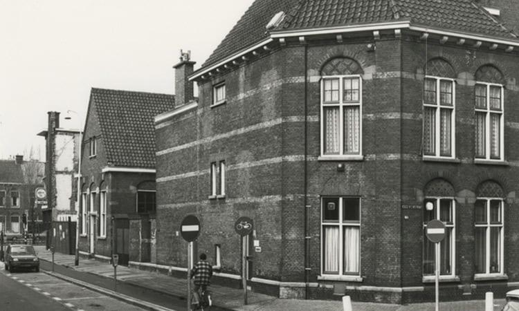 Schoolgebouw WdW